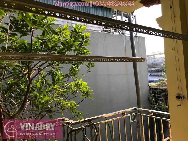 Vinadry lắp giàn phơi thông minh HP368 tại Hai Bà Trưng, phường Bạch Đằng cho nhà anh Đại - 08