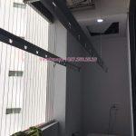 Thay dây cáp giàn phơi cho nhà chị Thu, chung cư Dolphin plaza, Mỹ Đình