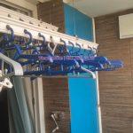 Thay bộ tời giàn phơi HP999B tại Giảng Võ, Ba Đình cho nhà anh Phúc