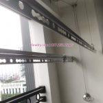 Lắp giàn phơi giá rẻ HP701 tại TimesCity, tòa T6 căn 1001 cho nhà anh Tấn