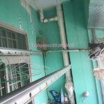 Lắp giàn phơi Hòa Phát KS950 cho nhà anh Lực, căn hộ 1008, CC2, chung cư Đồng Tàu, Thịnh Liệt, Hoàng Mai