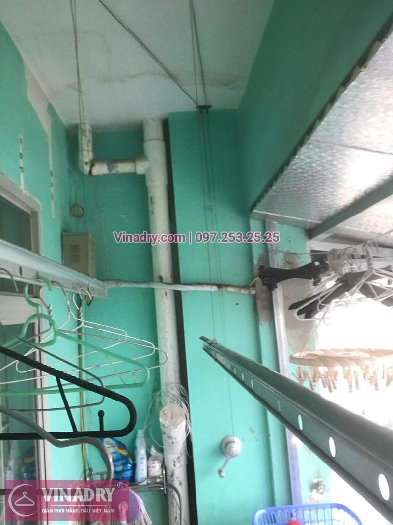 Anh Lực quyết định chọn mẫu giàn phơi Hòa Phát KS950 để sử dụng