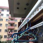 Thay bộ tời KS950 chất lượng cho nhà chú Kiêm tại tòa N.7B, căn 620, bán đảo Linh Đàm