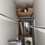 Vinadry lắp giàn phơi HP999B tại Thanh Xuân, chung cư Golden West cho nhà chú Lai