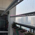 Sửa giàn phơi nhanh – thay dây cáp giàn phơi giá rẻ tại Thanh Xuân, chung cư Lê Văn Lương