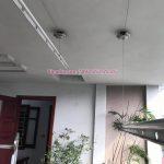 Sửa giàn phơi thông minh Huỳnh Thúc Kháng tại nhà anh Ngọc, số 9, ngõ 55