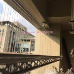 Sửa giàn phơi tại Hà Nội nhà chị Cúc, căn hộ 2506-V1, chung cư Home city, Trung Kính, Cầu Giấy