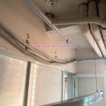 Lắp bộ giàn phơi Hòa Phát Star HP701 tại căn 350, V1, khu đô thị Đặng Xá, Gia Lâm, Hà Nội nhà chị Lụa