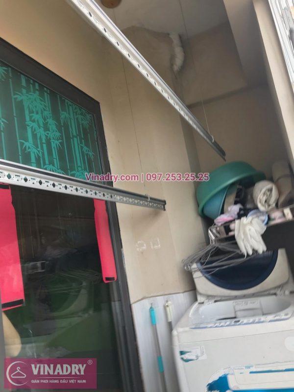 Sửa giàn phơi thông minh khu đô thị Đặng Xá, Gia Lâm, Hà Nội