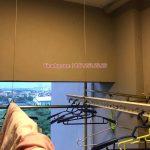 Sửa giàn phơi thông minh Long Biên – Thay dây cáp tại nhà chị Hoa