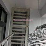 Sửa giàn phơi quần áo tại Royal City: nhà anh Quang, tòa R2