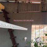 Sửa giàn phơi thông minh giá rẻ tại Hoàng Mai: Nhà chị Bắc