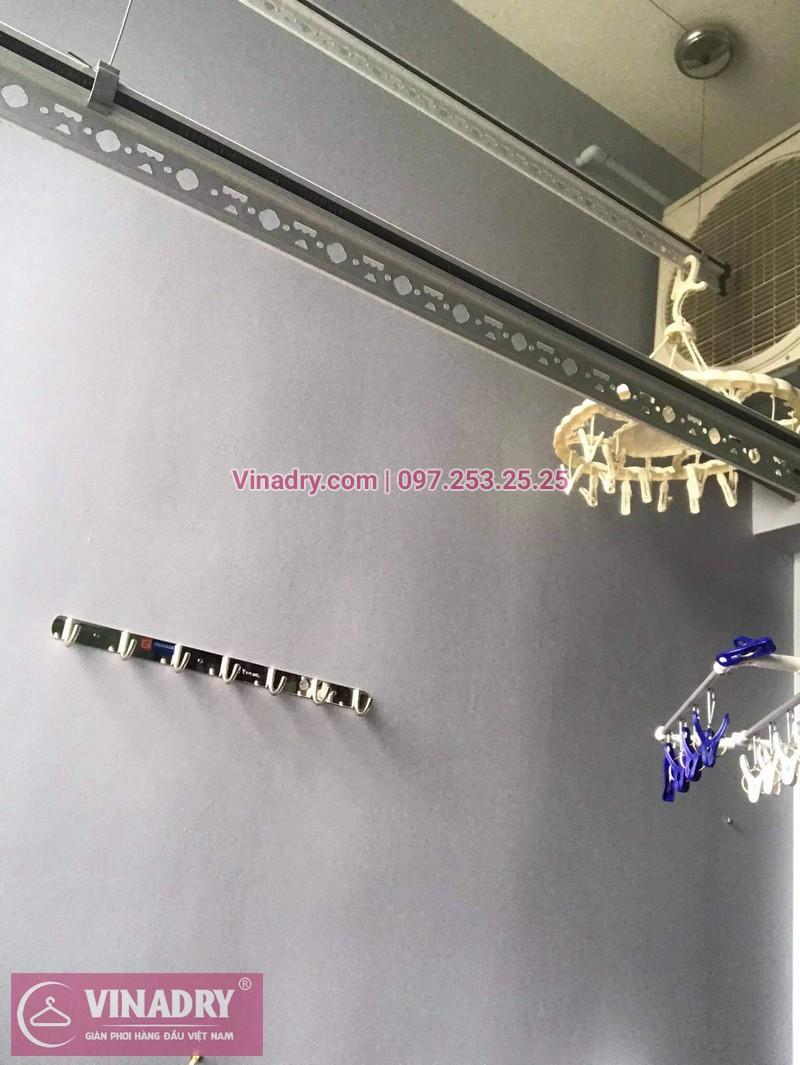 Sửa giàn phơi thông minh tại chung cư The Two Residence: nhà chị Loan - 01