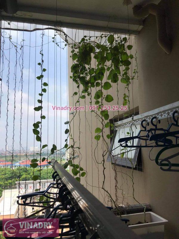 Sửa giàn phơi quần áo thông minh giá rẻ tại khu đô thị Đặng Xá, Gia Lâm, Hà Nội