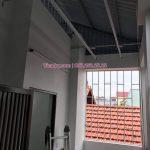 Lắp giàn phơi Long Biên: bộ KS950 tại nhà chị Vân