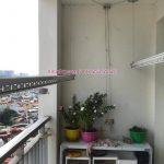 Sửa giàn phơi chung cư Complex 129 Trương Định, Hai Bà Trưng, Hà Nội