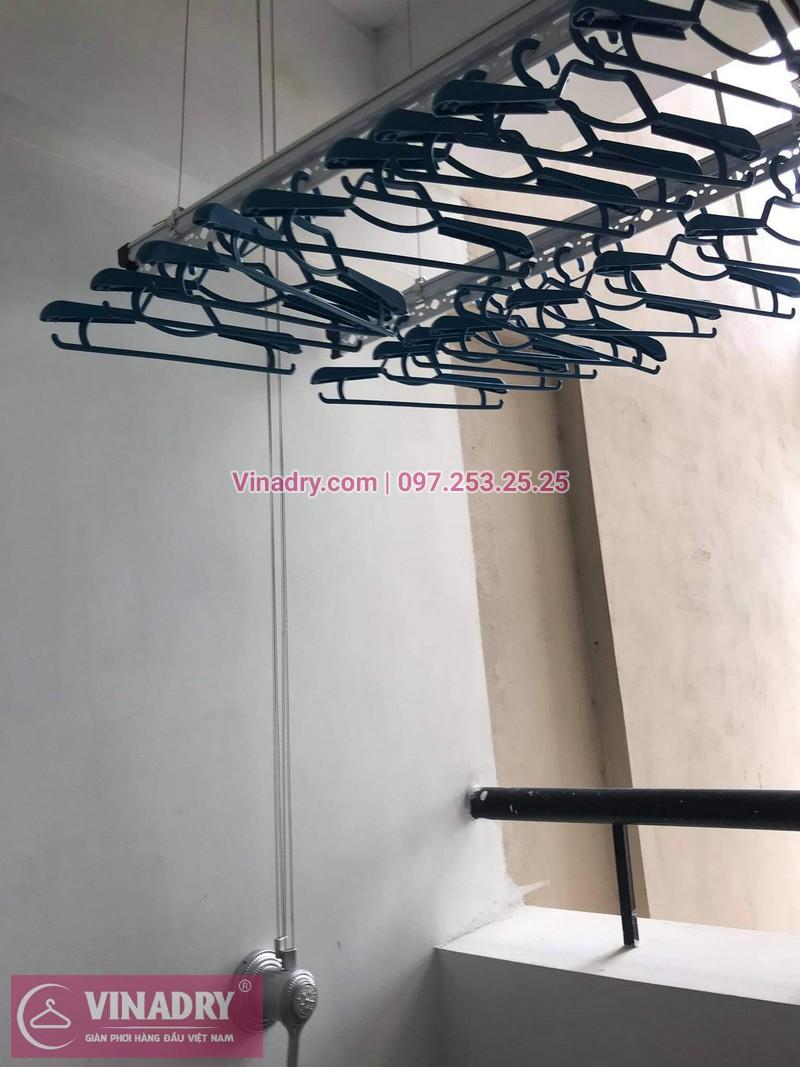 Mẫu giàn phơi thông minh KS950 - Mẫu giàn phơi giá rẻ, chất lượng tốt