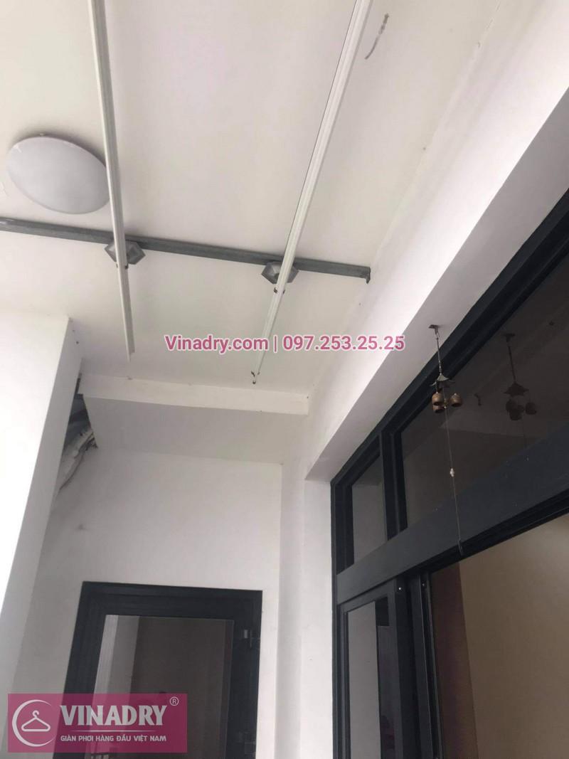 Sửa giàn phơi Royal City nhà anh Khang, tòa R1B - 01
