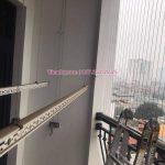 Sửa giàn phơi tại Royal City: thay toàn bộ dây cáp nhà chị Nụ, tòa R1B