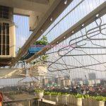 Sửa giàn phơi tại Việt Hưng Long Biên nhà chị Quế: thay bộ tời