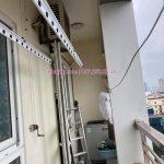 Sửa giàn phơi quần áo tại Đống Đa, chung cư Sunrise Tower