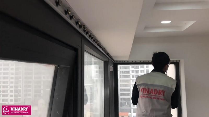 Thanh nẹp nhôm định hình lưới an toàn cửa sổ